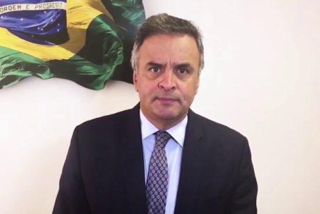 Aécio Neves fala sobre mentiras que estão circulando nas redes sociais