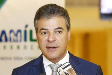 O Governador Beto Richa. Foto: Rogério Machado/SECS