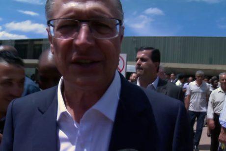 Alckmin celebra eleição histórica do PSDB e destaca responsabilidade dos novos prefeitos a partir de 2017