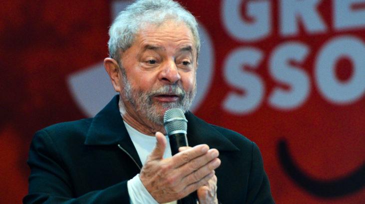 Lula é denunciado pelo MPF