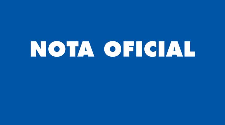 Nota Oficial Líderes PSDB