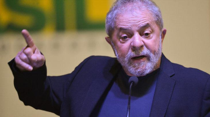 Justiça suspende homenagem a Lula em universidade federal