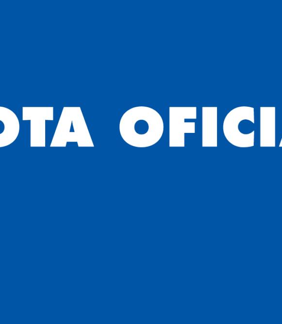 Nota à Imprensa – Executiva Nacional do PSDB