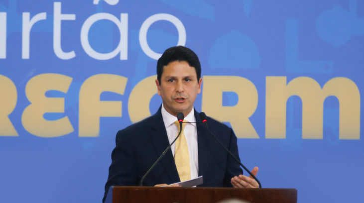 Bruno Araujo, Ministro das Cidades do Brasil