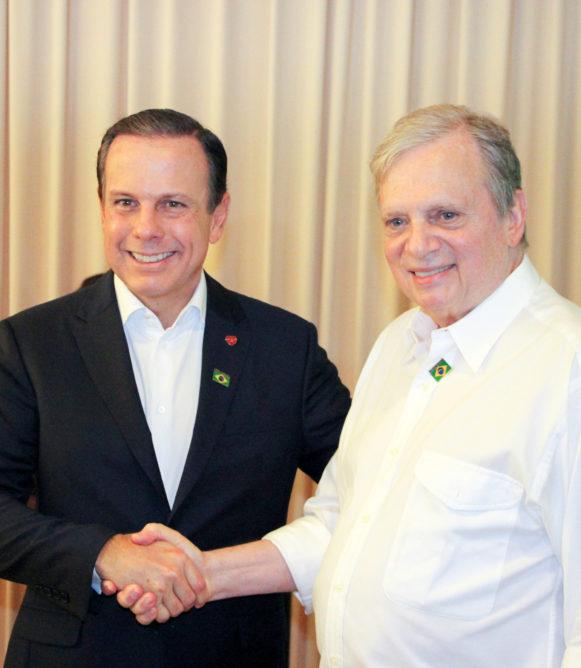 """Tasso: """"Não tem pensamento único no PSDB"""""""