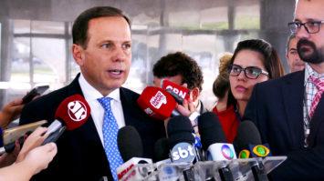 Doria: PT deixou como legado mentiras, bandidagem e ineficiência