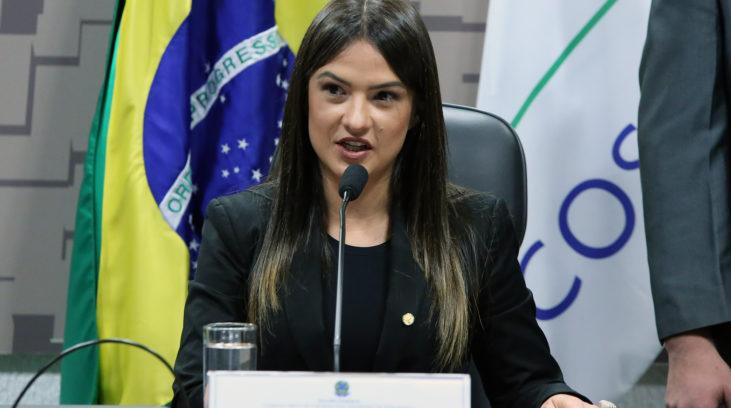 Deputada Bruna Furlan (PSDB-SP) comanda a Comissão de Relações Exteriores