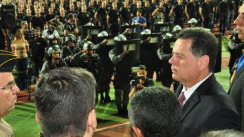 Marconi empossa mais de dois mil policiais em Goiás