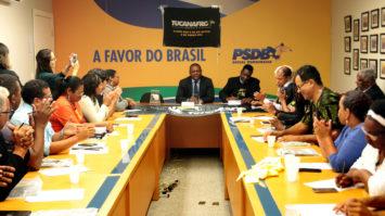 Tucanafro elege secretariado com representantes de todos os estados brasileiros