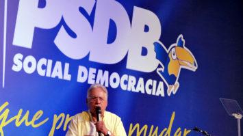 Fernando Henrique Cardoso na 14ª Convenção Nacional do PSDB