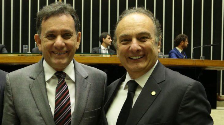 Nilson Leitão vai liderar a bancada do PSDB na Câmara em 2018