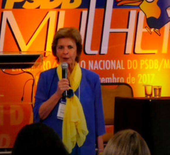 PSDB-Mulher se prepara para lançar candidaturas sólidas em 2018
