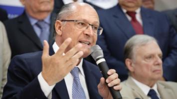 Geraldo Alckmin abre diálogo com PROS