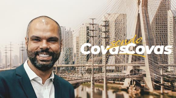 JPSDB promove ação para que jovem passe um dia com Bruno Covas na prefeitura de SP