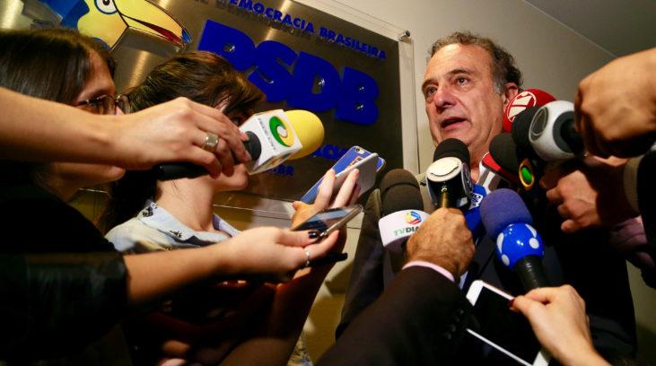 Ricardo Tripoli é um dos deputados mais influentes do Congresso, aponta levantamento