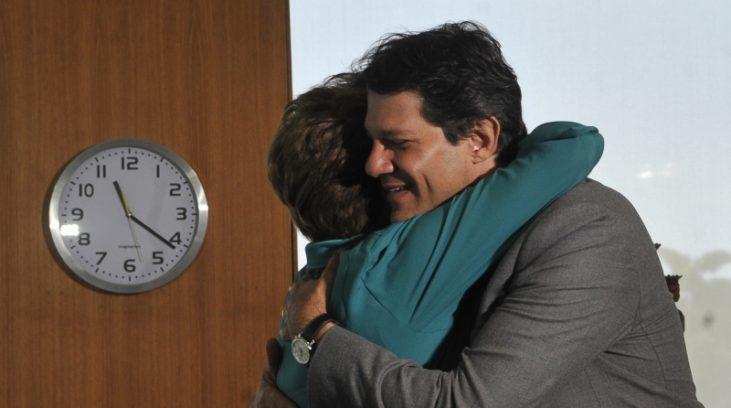 """""""Haddad é a nova Dilma"""", afirma Betinho Gomes"""