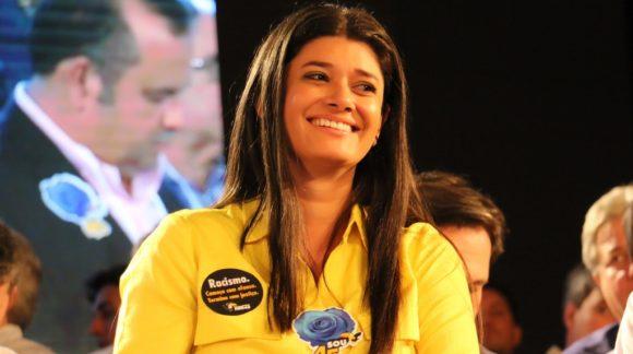 Com mais de 120 mil votos, Rose foi eleita deputada federal com a maior votação de MS