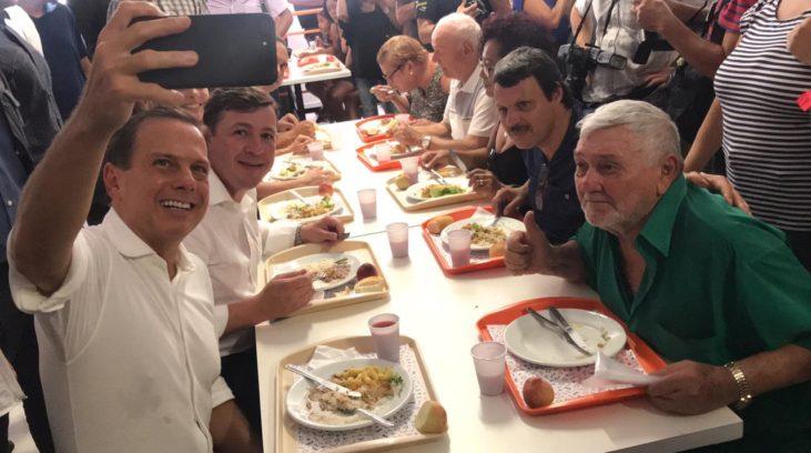 Bom Prato Dia e Noite é inaugurado em São Bernardo do Campo
