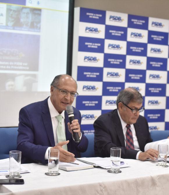 PSDB defende Reforma da Previdência sem privilégios