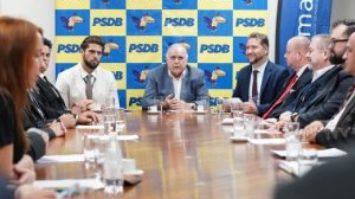 Deputado do PSDB articula Frente Parlamentar da Indústria da Música