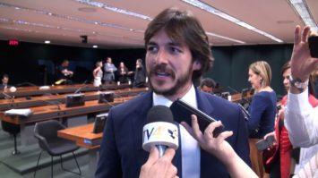 Pedro é o novo presidente da Comissão de Educação e vai priorizar debate sobre a primeira infância