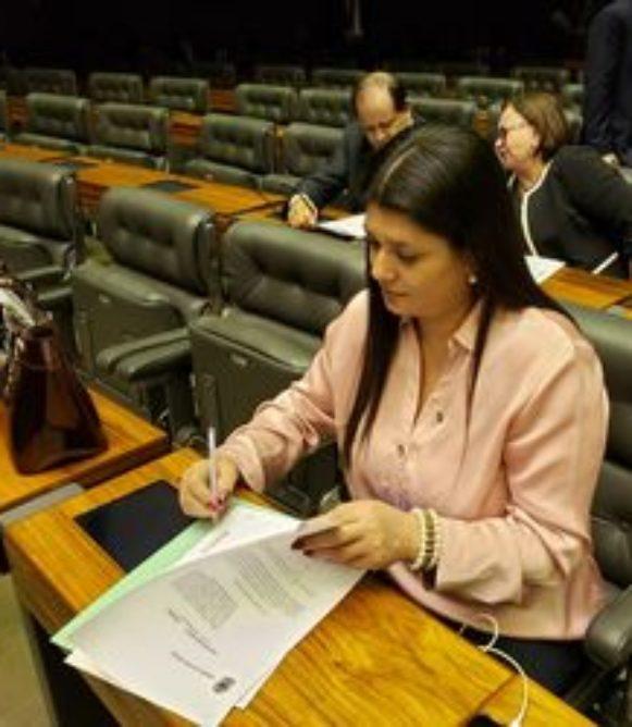Projeto de Rose Modesto aumenta tempo de prisão para feminicídio