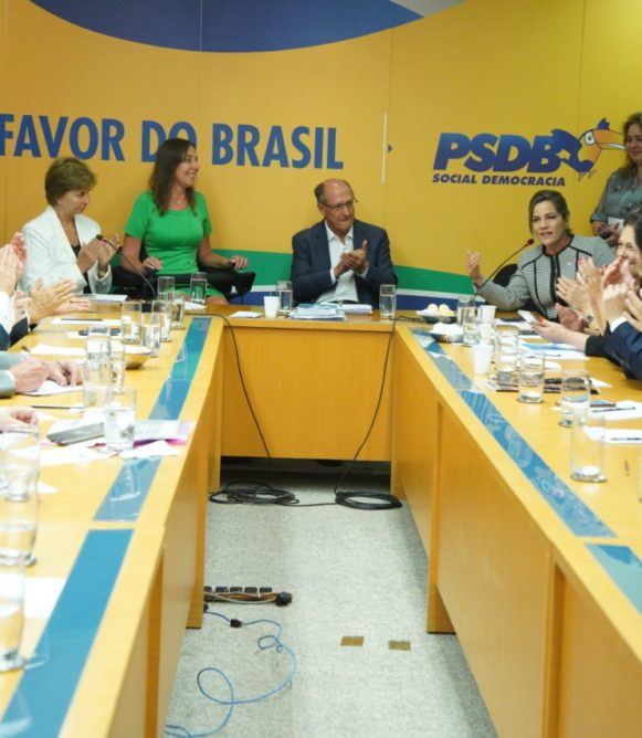 Executiva Nacional se reúne para debater os novos caminhos do PSDB