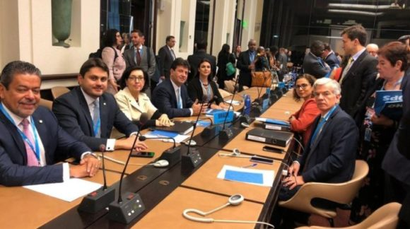 Mariana Carvalho integra comissão interparlamentar na OMS