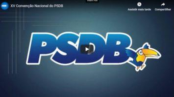 XV Convenção Nacional do PSDB