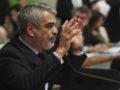 CCJ do Senado se reúne para discutir e votar o parecer sobre qual das duas CPIs propostas para investigar a Petrobras deve ser instalada na Casa. E/D: Senador Humberto Costa (Antonio Cruz/Agência Brasil)