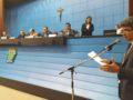 Deputado estadual, Rinaldo Modesto/ Foto: Ely Silveira