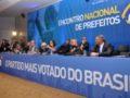 Ana Lobato discursa no Encontro Nacional de Prefeitos. Brasília, 25/11/2016 - Foto Renato Alves/ObritoNews