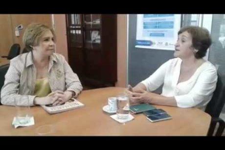 Vereadora Terezinha Nunes, do PSDB Mulher-PE, vai trabalhar em parceria com secretária da Mulher, Sílvia Cordeiro #ChegaDeViolência
