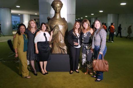 Representantes do PSDB Mulher do DF