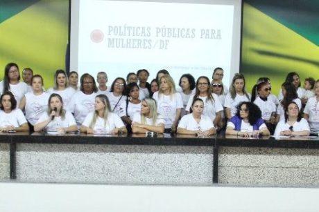 Presidente PSDB-DF fala sobre feminicídio