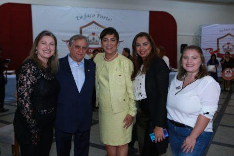 PSDB-DF participa de cerimônia de posse do Conselho da Mulher Cristã