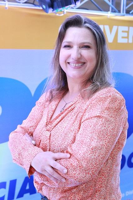 Presidente PSDB Mulher do DF é também a coordenadora da região Centro-Oeste