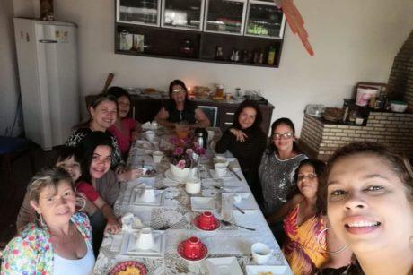 Café da Manhã das tucanas da Zonal 17
