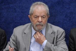 Lula durante depoimento de Dilma no Senado no processo de impeachment FOTO Pedro França:Agência Senado